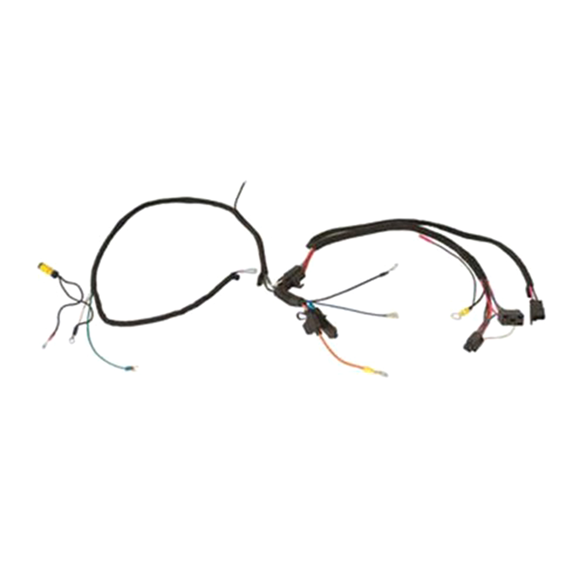 500028 Dixie Chopper Run-Behind Wiring Harness
