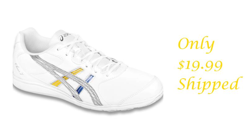 Asics Women's Cheer Shoes Only $19.99 (Regular $55)