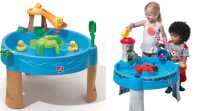 Step2 Paw Patrol or Duck & Frog Pond Water Tables as low