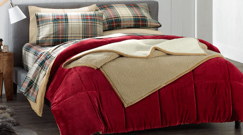 Cuddl Duds Cozy Soft Comforters All Sizes Only 41 62