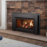 """36"""" Tahoe Deluxe Clean-Face Fireplace - Dixie Gas & Oil"""