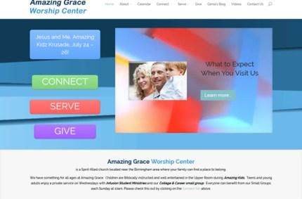Amazing Grace Worship Center