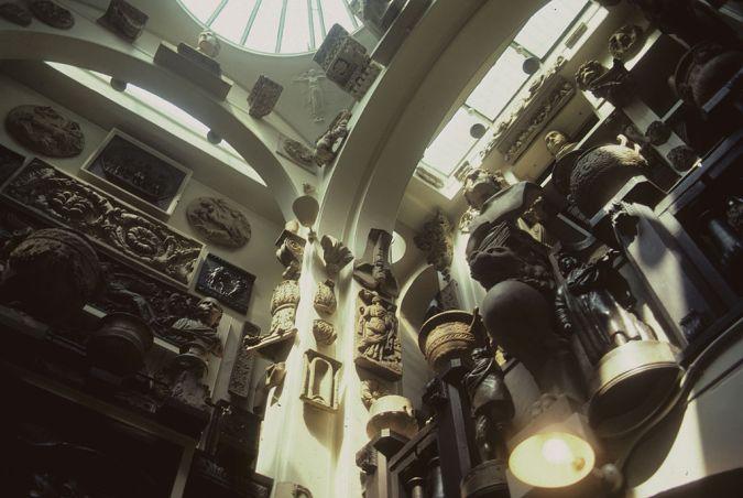 John Soane Museum (Bild: Wikipedia)