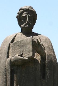 bild staty Ibn Khaldun Dixikon.se