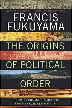 omslag fukuyama_origins_political_order_dixikon.se