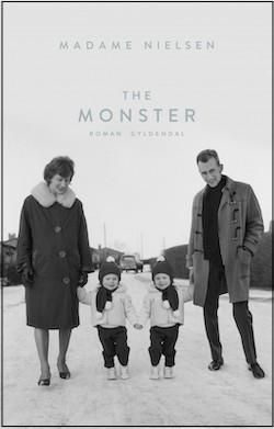 Omslag till Monster Madame Nielsen Dixikon.se