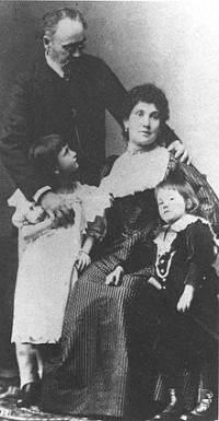 Zola, Jeanne Rozerot och deras två barn