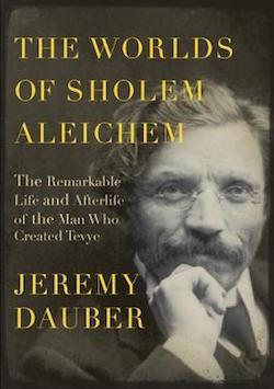 Jeremy Daubers biografi från 2013