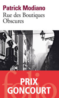 Modiano - Prix Goncourt 1978 - Klicka på omslaget för e-bok