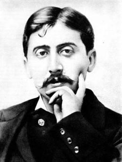 Marcel  Proust 1900