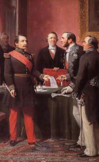 Napoléon III och Haussmann
