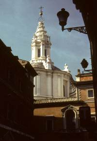 Sant' Ivo alla Sapienza