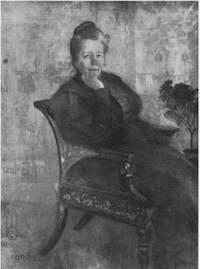 Selma Lagerlöf 1908 (Carl Larsson)