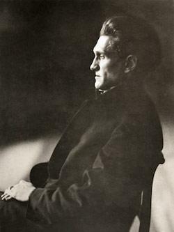 Stefan George 1910