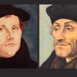 <em>Renässans och reformation</em><br />Erasmus och Luther