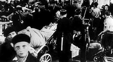 "Operation ""Vårvind"", Vel d´Hiv, Paris 1942"