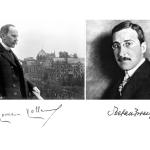 Romain Rolland & Stefan Zweig – Von Welt zu Welt. Briefe einer Freundschaft