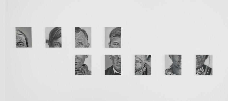 © Tomas Lundgren - Installationsbild (I). Studies on Degeneration, 2014. Olja på duk, 22 x 27 cm, 14 delar. Foto: Fredrik Åkum © © Tomas Lundgren - Installationsbild (I). Studies on Degeneration, 2014. Olja på duk, 22 x 27 cm, 14 delar. Foto: Fredrik Åkum ©Tomas Lundgren har sin ateljé på Konstepidemin i Göteborg. 2014 belönades han med Fredrik Roos stipendium, ett av Sveriges största. Klicka på bilden för att se fler av Lundgrens bilder.