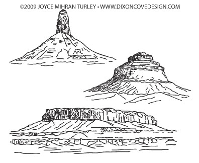 Nature Illustrator, Line Art, Diagrams, Info Graphics