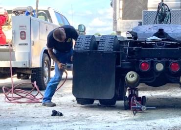 Repairs on Heavy Construction Equipment
