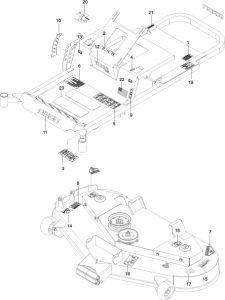 Dixon ZTR-RAM 48ZT CA