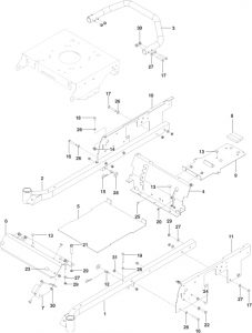 Dixon ZTR-SpeedZTR 30BF