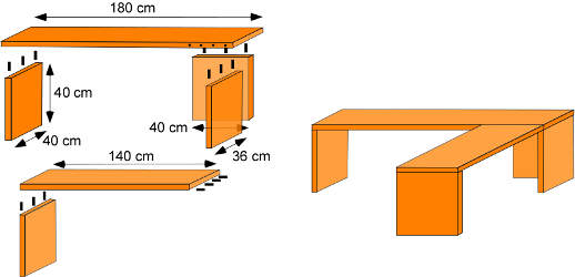 terrassenuberdachung aus holz selber bauen - meuble garten,