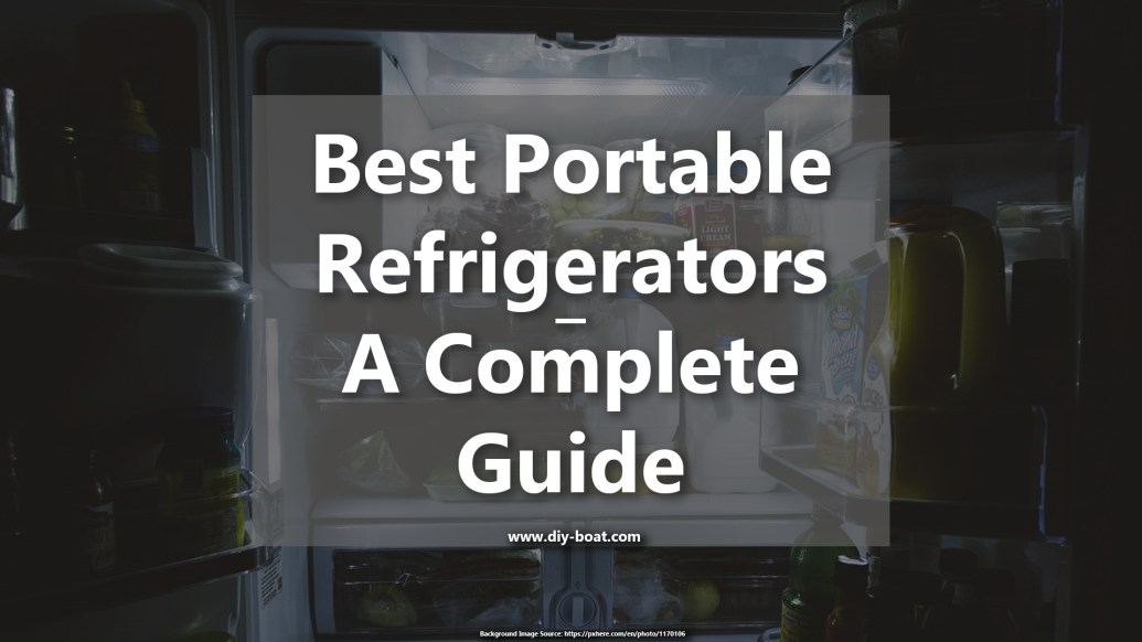 Best Portable Refrigerator For Boat Marine RV Car Truck