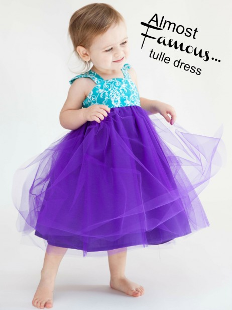 almost famous tulle dress sewing pattern whimsy couture