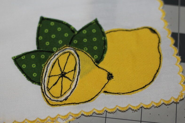 Free lemon free motion applique' download