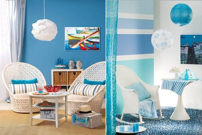 Home Decor With Turquoise
