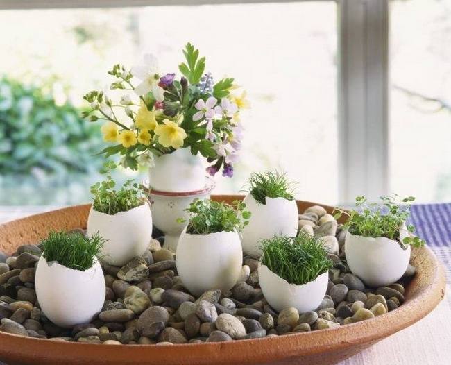 12 DIY Spring & Easter Home Decorating Ideas Simple Yet Creative