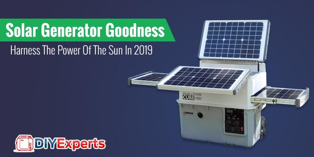 medium resolution of the 2019 solar generator champion is wait for it