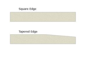 plasterboard edges