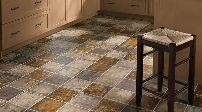 Laying Vinyl Or Linoleum Flooring Diy Extra