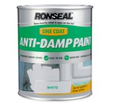 Covering Damp Stains on walls