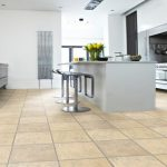 laying soft floor tiles