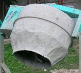 Using a Cement Mixer