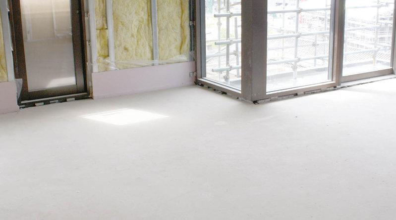 using floor levelling compounds. Black Bedroom Furniture Sets. Home Design Ideas