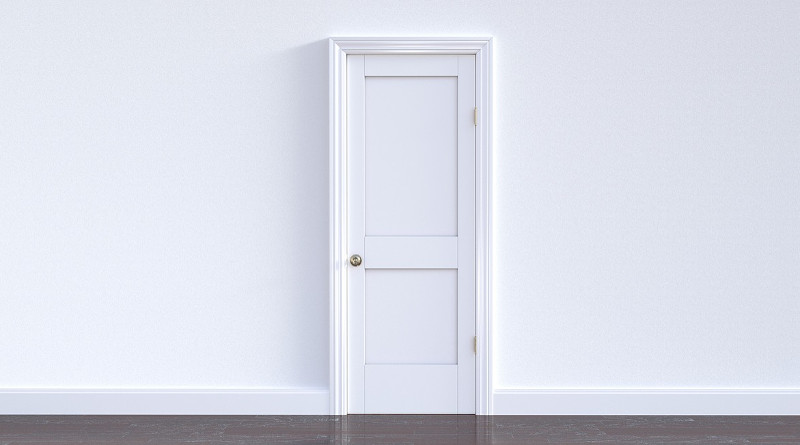 Hanging a door