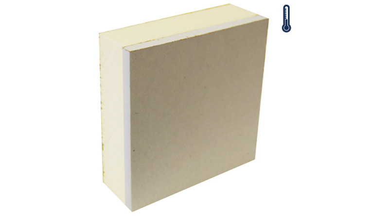 what is insulated plasterboard