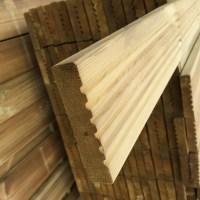 Redwood Decking Board 3.6m - Kudos Fencing Supplies UK ...