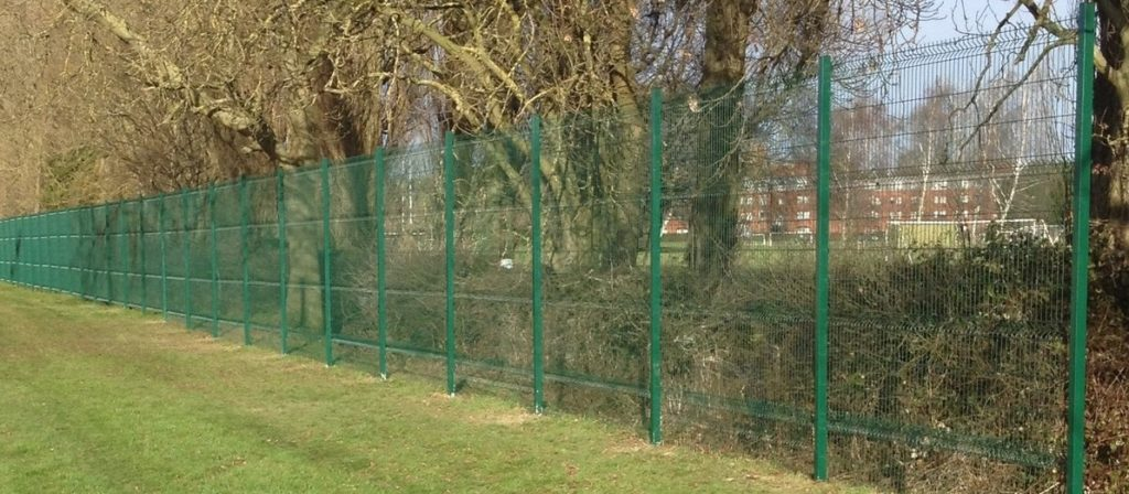 V Weld Mesh Fencing Systems Kudos Fencing Supplies