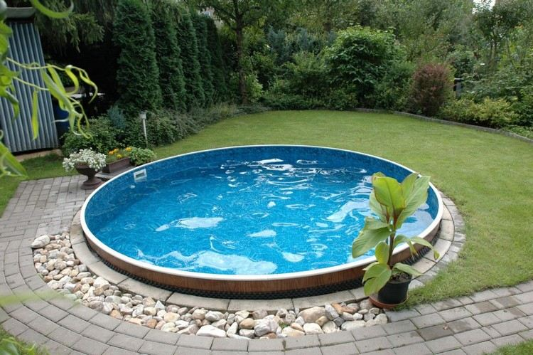 Swimming Pool In Your Own Garden So Easily Achieved The Dream Pool