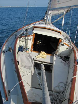 boat trailer 2005 jeep grand cherokee laredo wiring diagram 24' custom coldmolded pocket cruiser