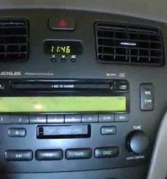 2004 lexus es330 radio replacement with aftermarket double din head unit diy fyi 2000 lexus gs300 inside 1999 lexus gs300 [ 1280 x 720 Pixel ]