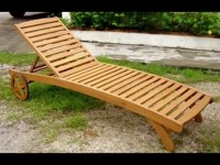 Wood Chaise Lounge Chair~Design Plans For Wood Chaise ...