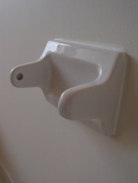 Ceramic Towel Bar Holders - Creepingthyme.info