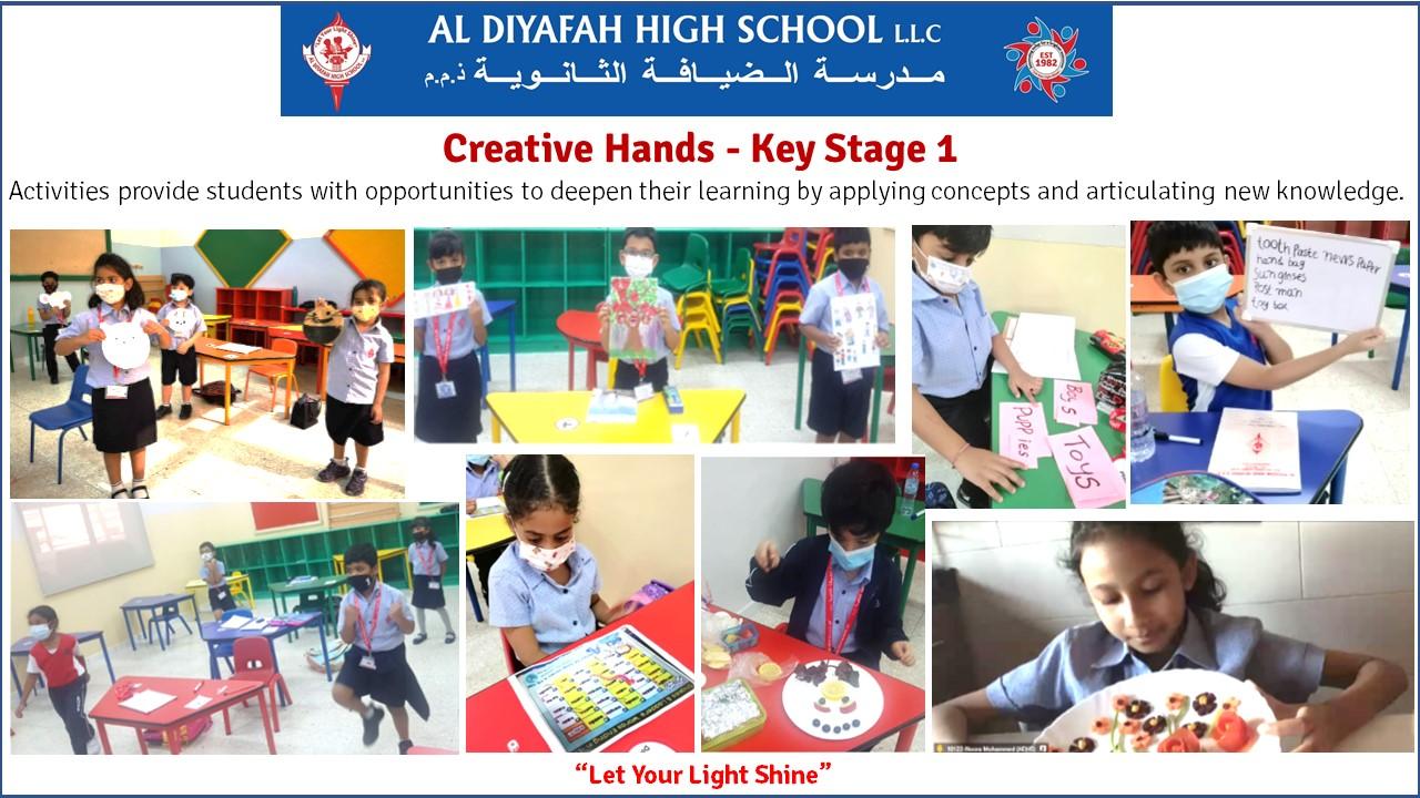 hight resolution of Al Diyafah High School LLC National curriculum of England in Dubai and Abu  Dhabi