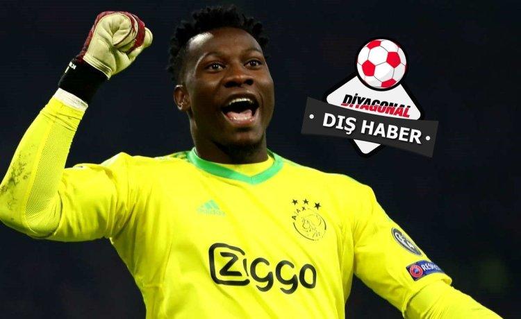 Bayer Leverkusen, Andre Onana'ya teklif yaptı!